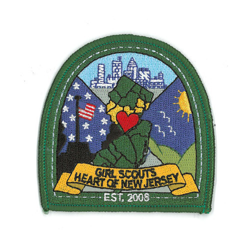 GSHNJ Council Patch