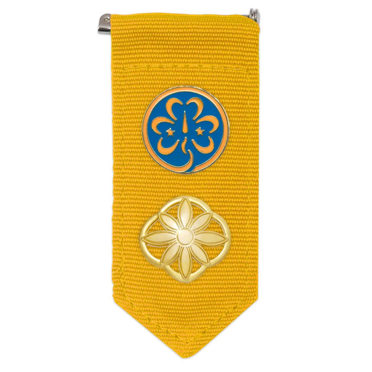 Girl Scout Daisy Insignia Tab