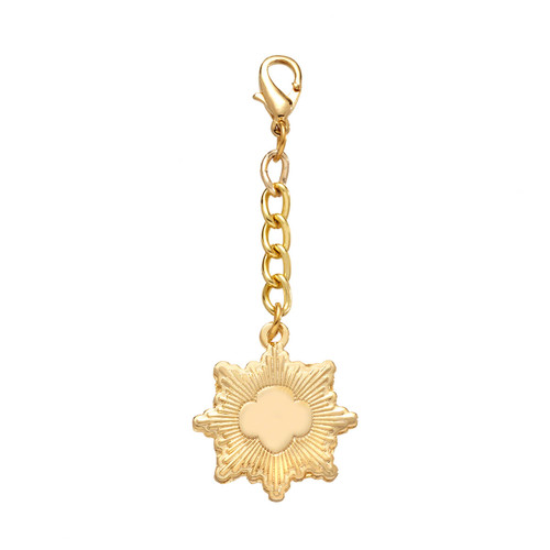 Gold Award Recognition Charm