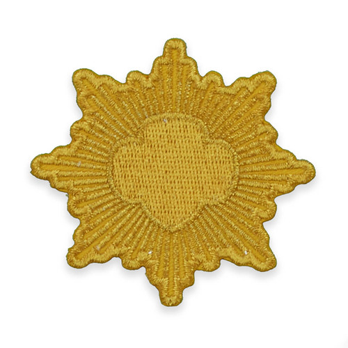 Gold Award Recognition Patch