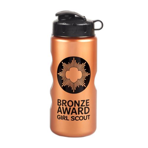 Bronze Award Water Bottle