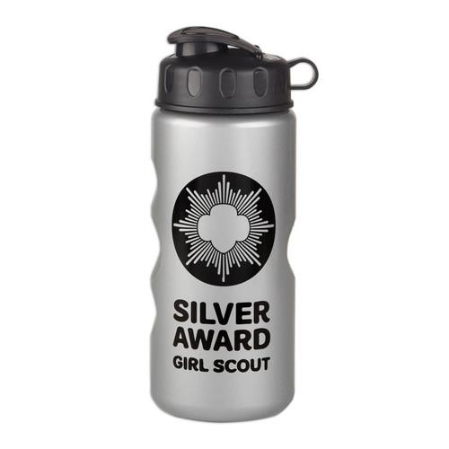 Silver Award Water Bottle