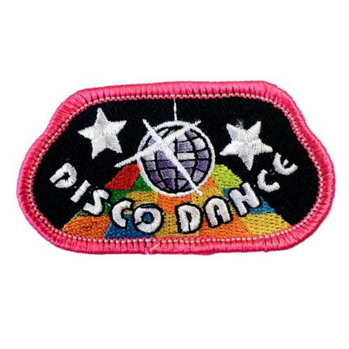 GSHH Disco Dance Fun Patch