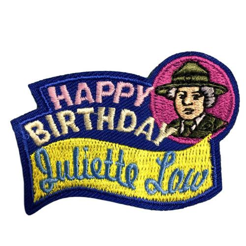 GSHH Happy Birthday Juliette Low Fu