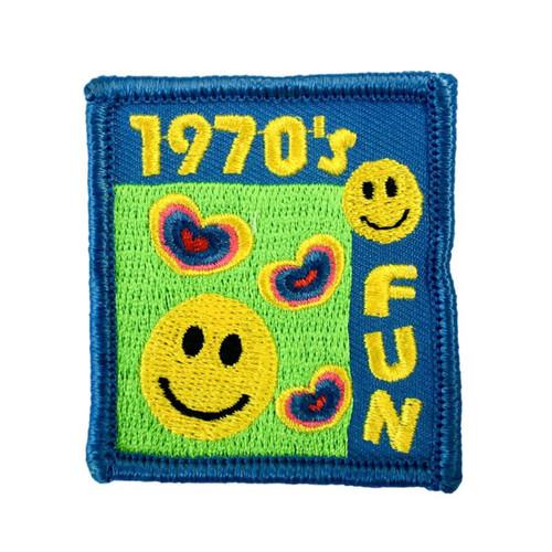 GSHH 1970's Fun Patch
