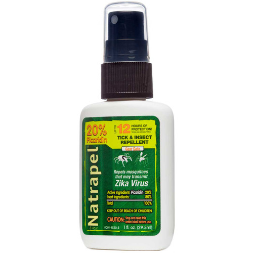 Tick & Insect Repellent Pump Spray