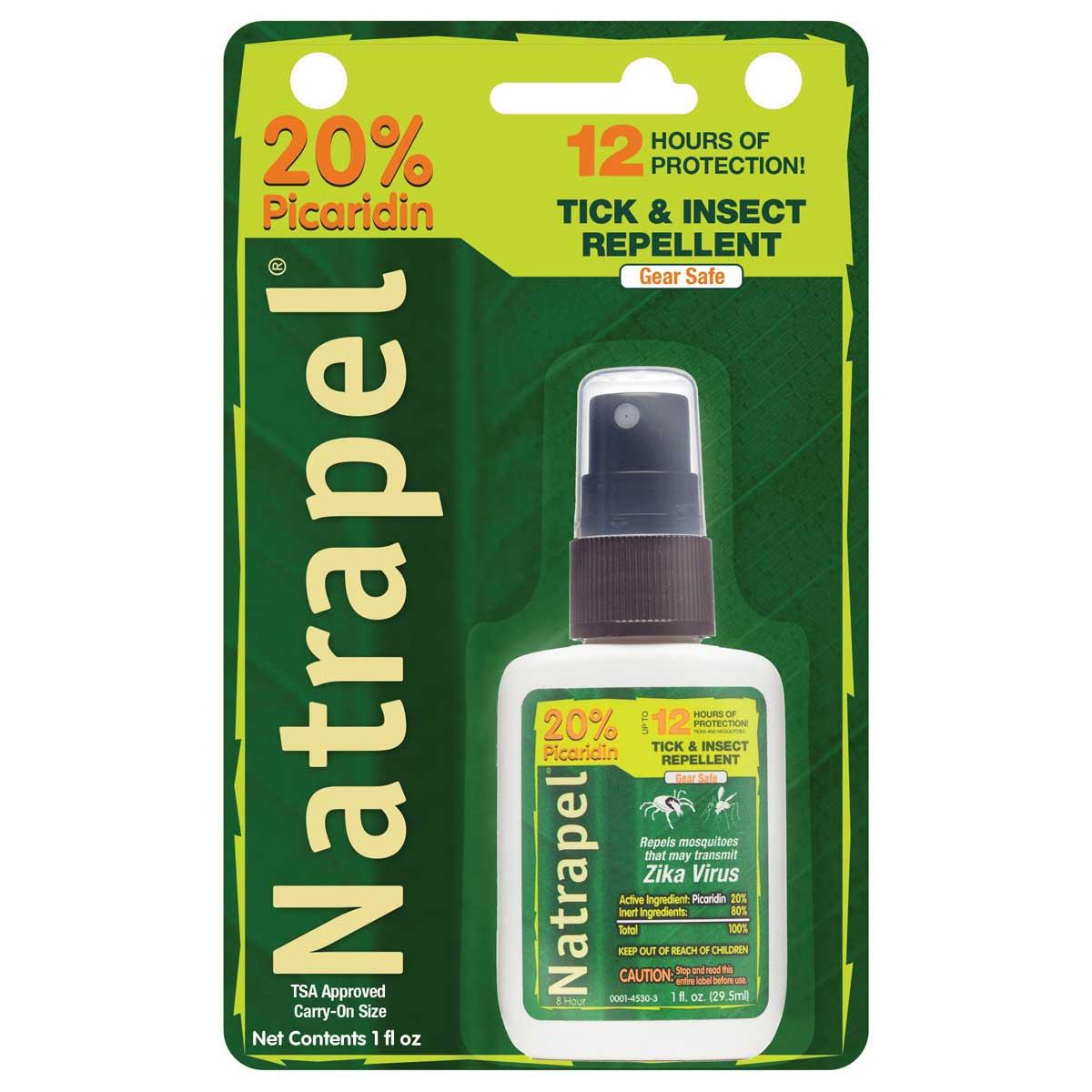 Tick & Insect Repellent Pump Spray