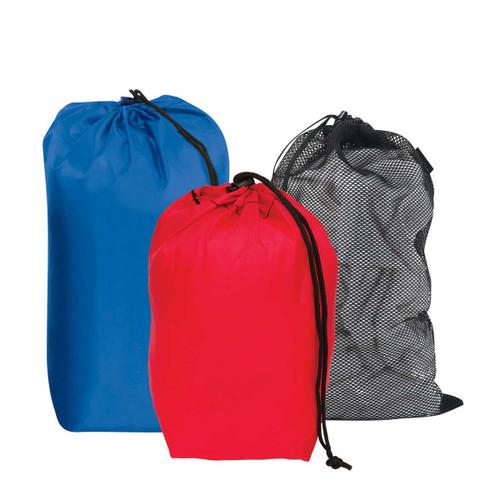 3-Piece Ditty/Mesh Bag Set