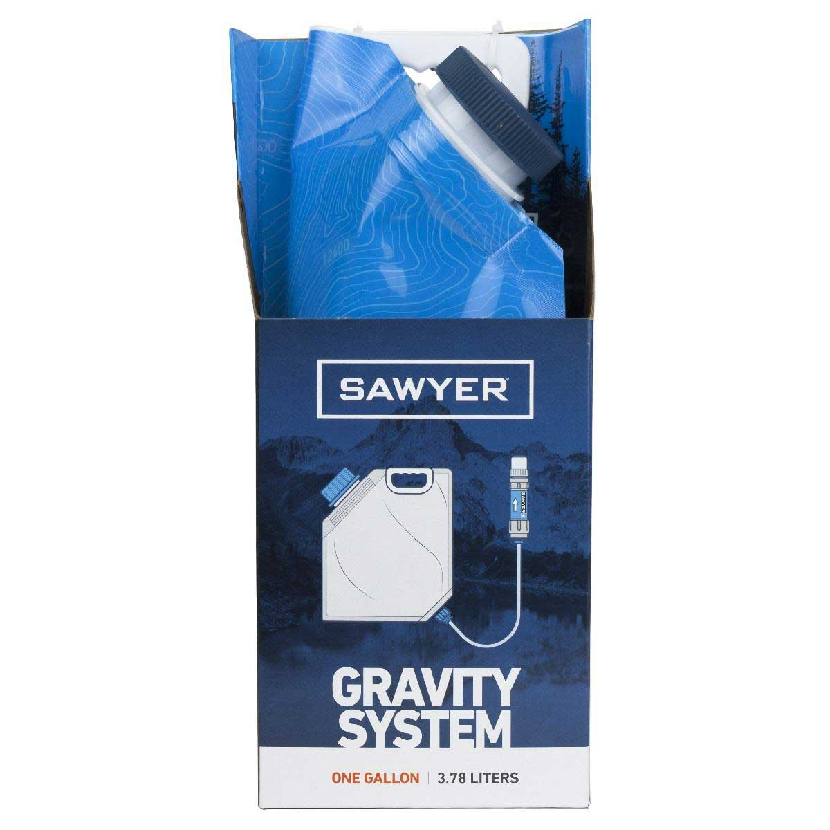 Gravity Water Filtration System