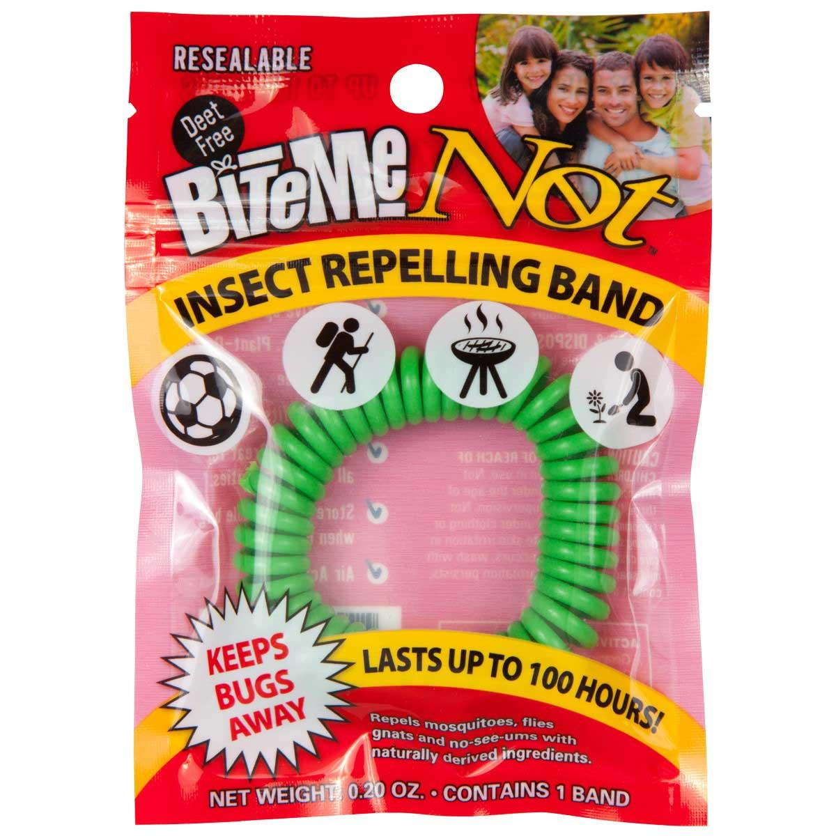 Insect-Repellent Wristband