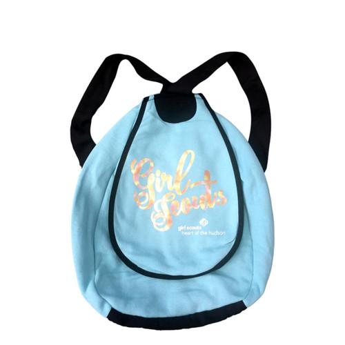 GSHH Blue Sling Sweatshirt Bag