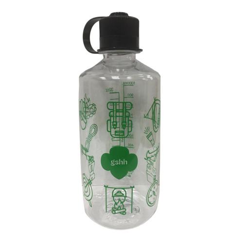GSHH Nalgene Camp Theme Water Bottl