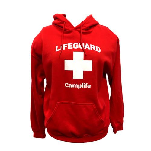 GSHH #Camplife Lifeguard Hoodie