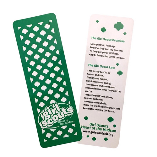 GSHH Promise and Law Bookmark