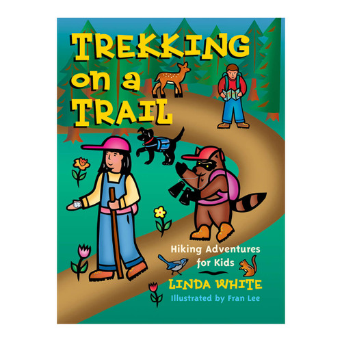 Trekking On A Trail Book