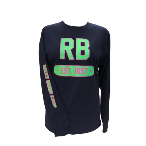 GSHH Rocky Brook Navy Long Sleeve T