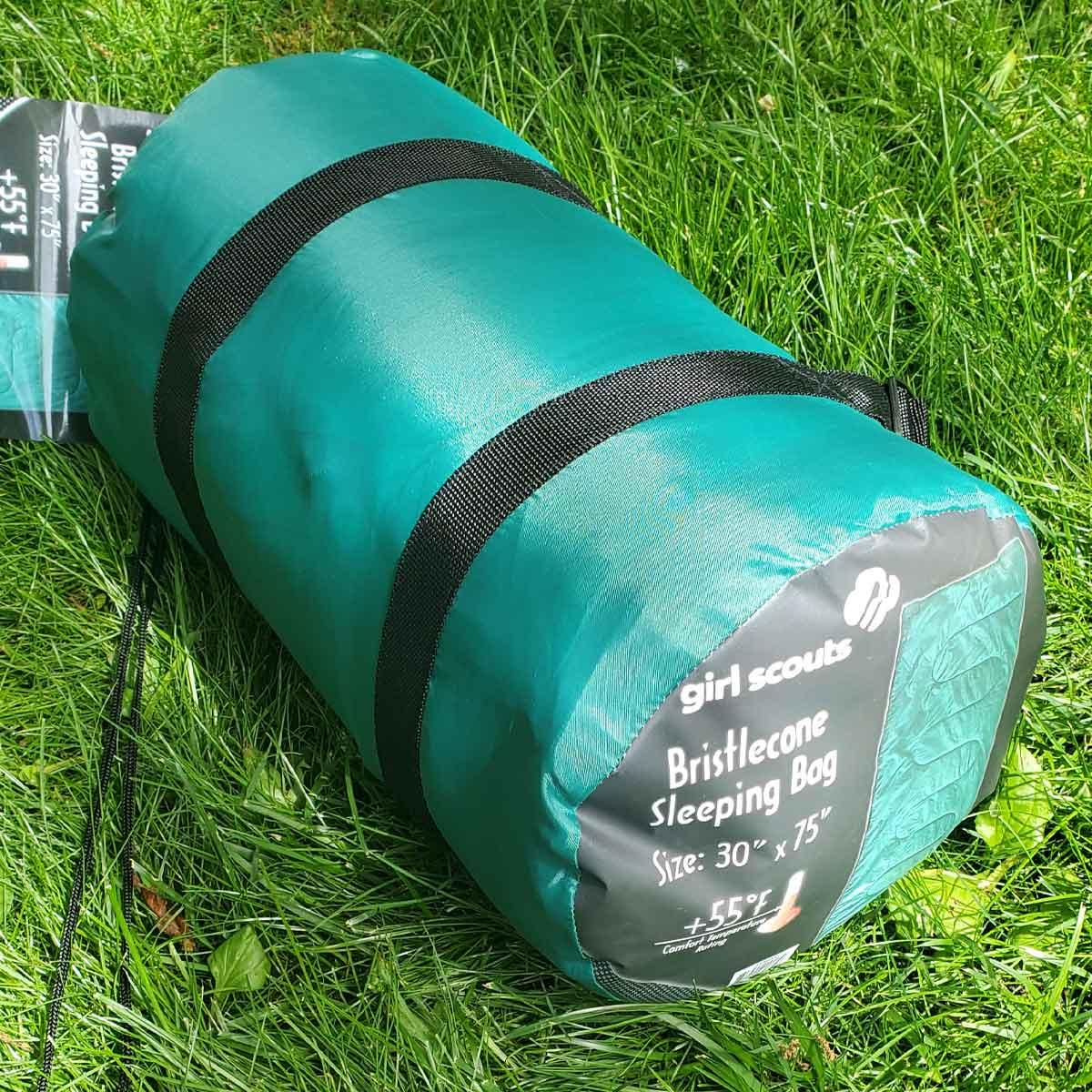 Girl Scout Bristlecone Sleeping Bag
