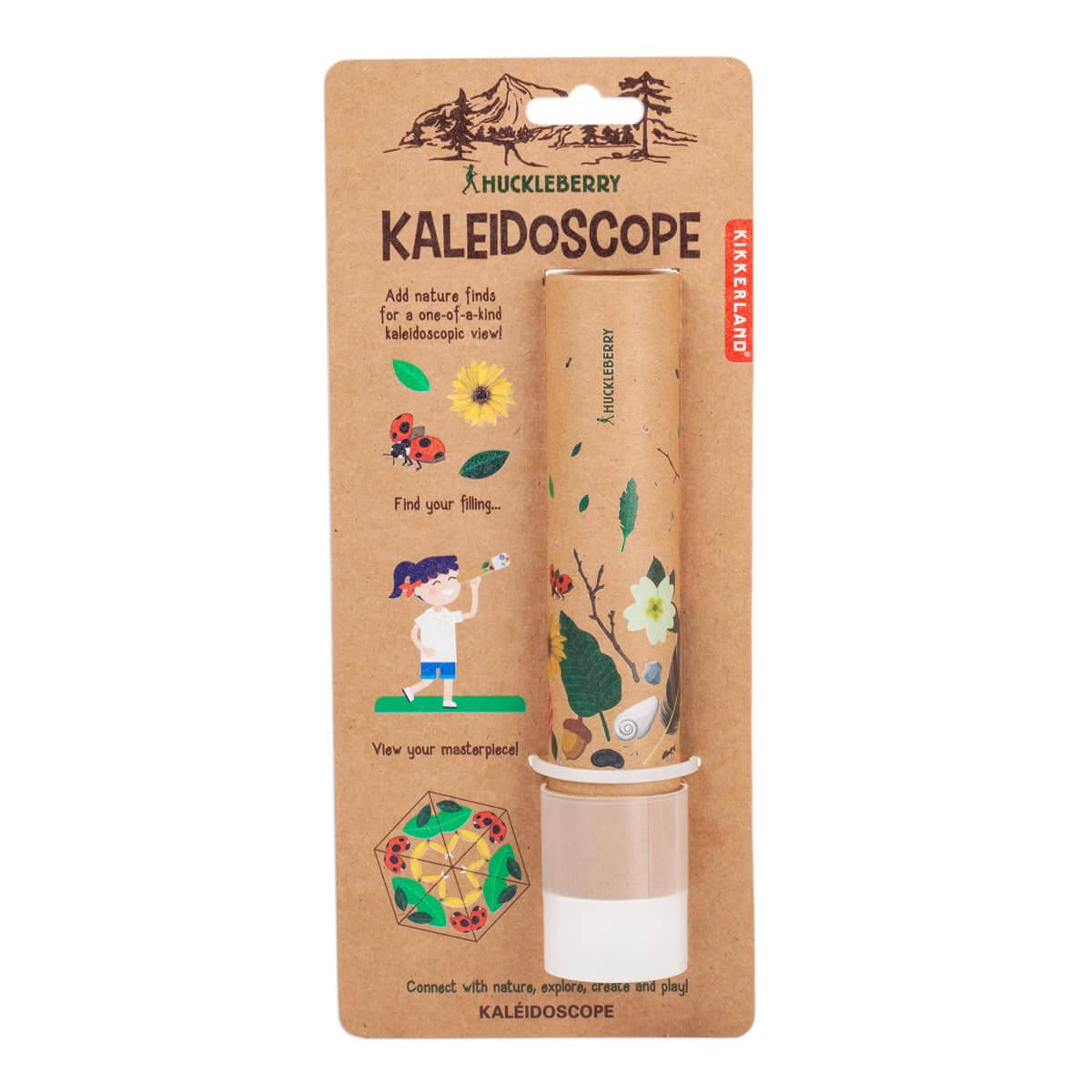 Huckleberry Explorer's Kaleidoscope