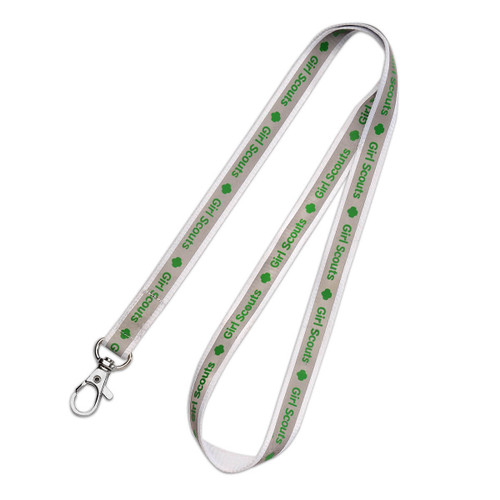 Girl Scout reflective lanyard