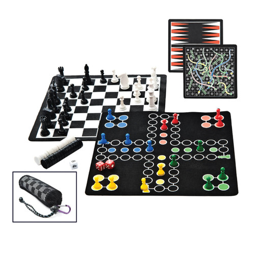 5-in-1 Game Set
