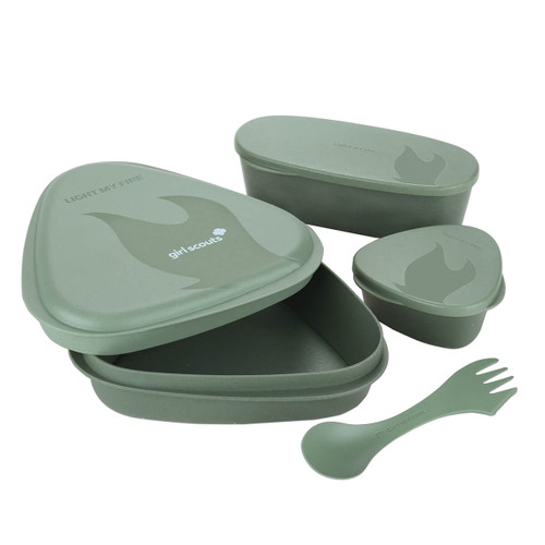 Girl Scout Eco Meal Kit