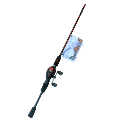 5' Fishing Rod Combo with Tackle Bo