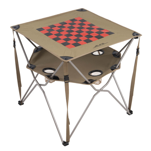Checkerboard Folding Table