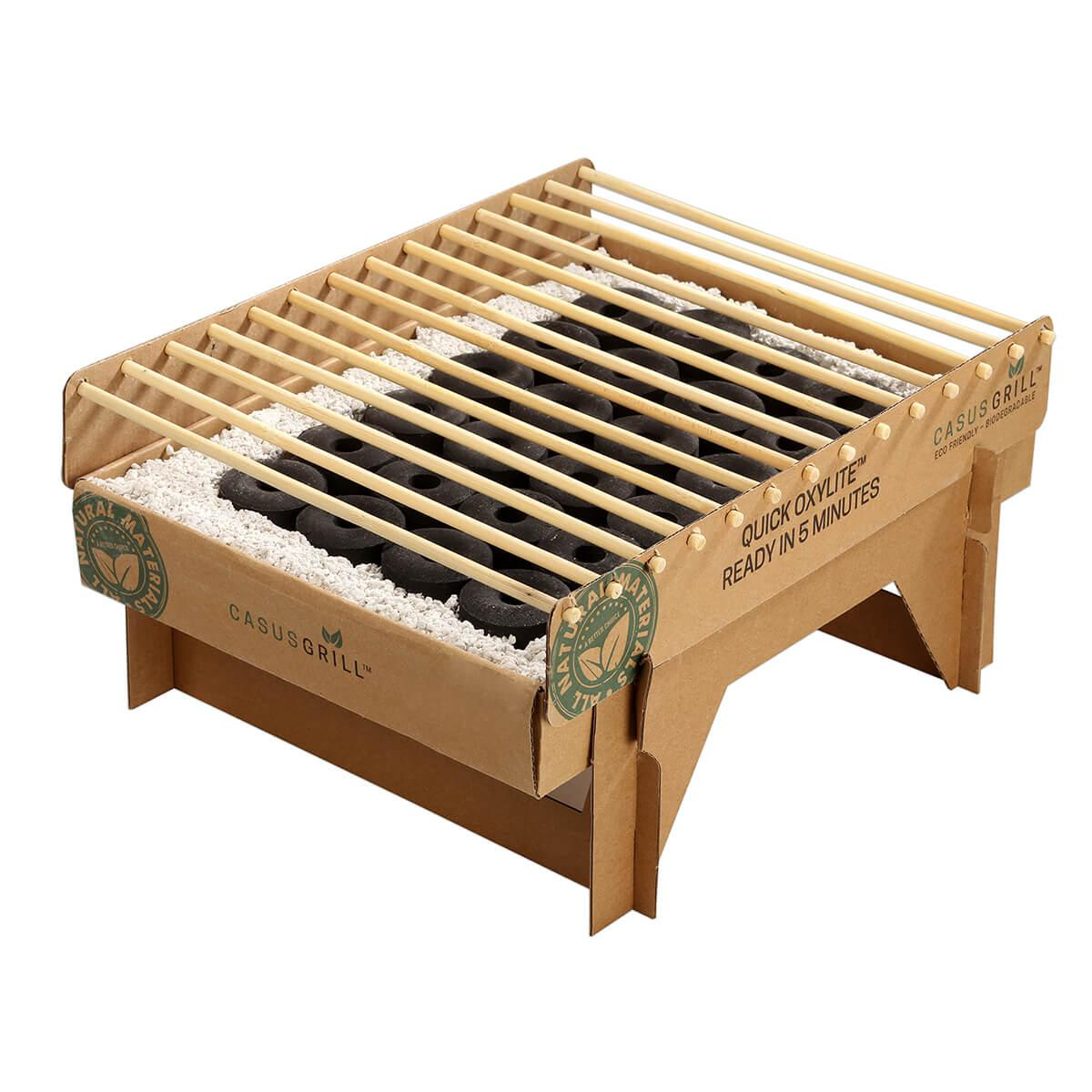 Biodegradable Grill