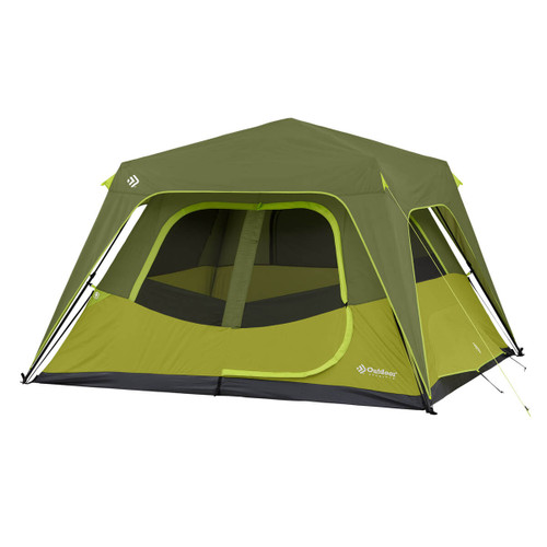6-Person Pop-Up Cabin Tent