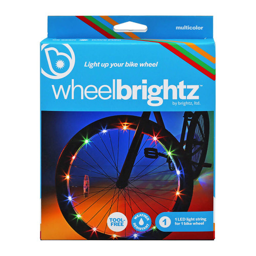 Custom Bike Wheel Light Kit