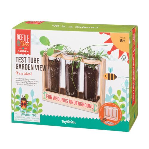 DIY Test Tube Garden Kit