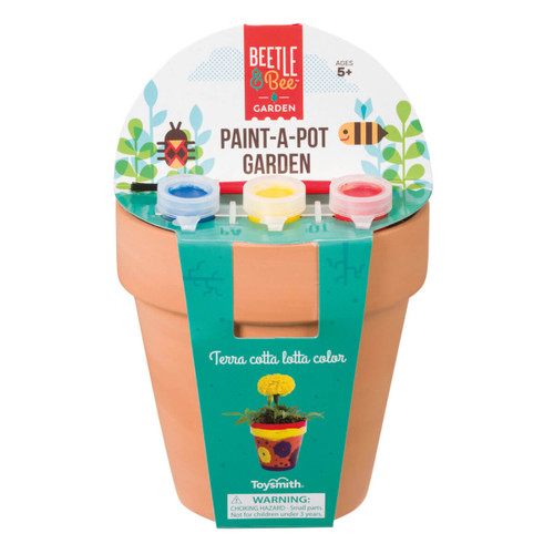 Paint a Pot Garden Kit