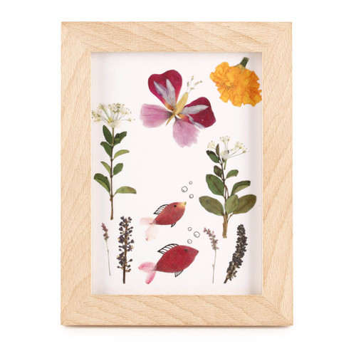 Huckleberry DIY Pressed Flower Kit