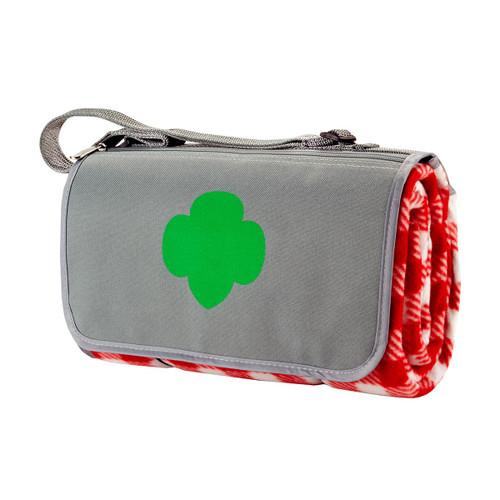 Girl Scout Portable Picnic Basket