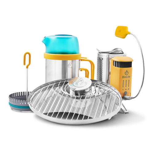 BioLite CampStove Plus Bundle