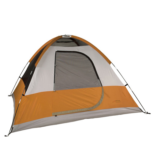 4 person dome tent mesh door