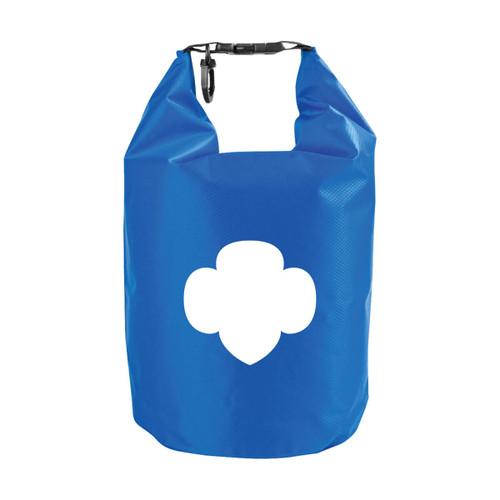 girl scout trefoil dry bag 10 liter