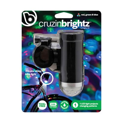 Brightz cruzin clip on bike light