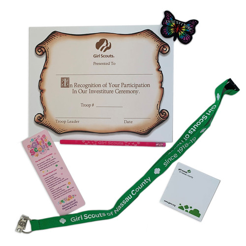 GSNC Investiture Kit (All Levels)