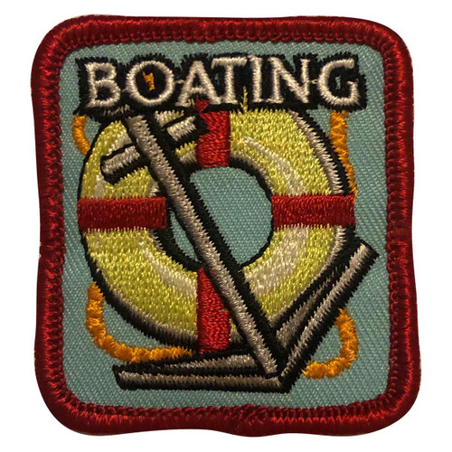 NYPENN Pathways' Boating Fun Patch