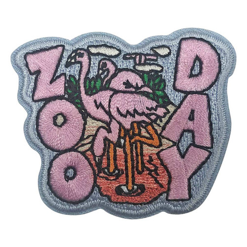NYPENN Pathways' Zoo Day Fun Patch