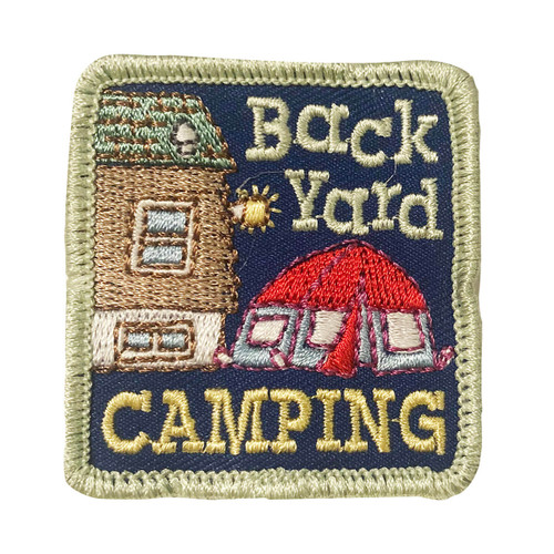 NYPENN Pathways Backyard Camping Fu