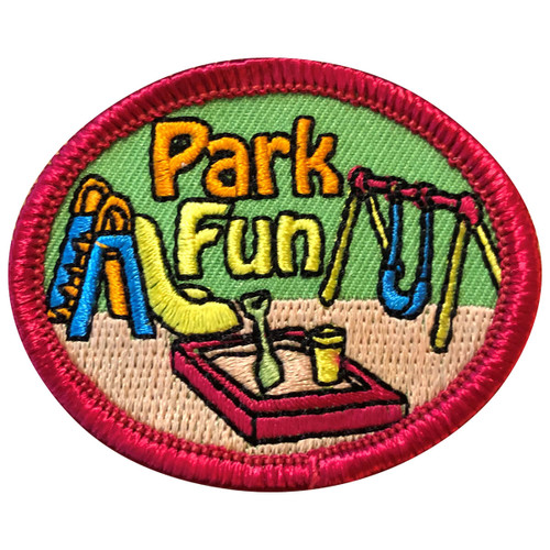 NYPENN Pathways Park Fun! Fun Patch