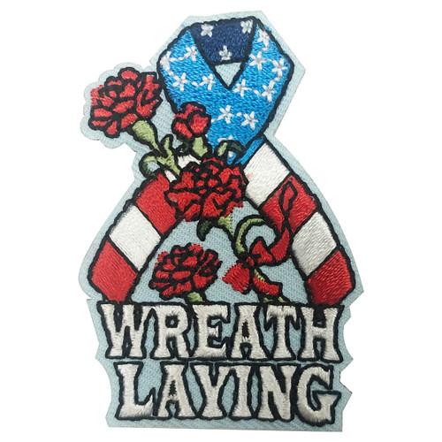 NYPENN Pathways' Wreath Laying Fun
