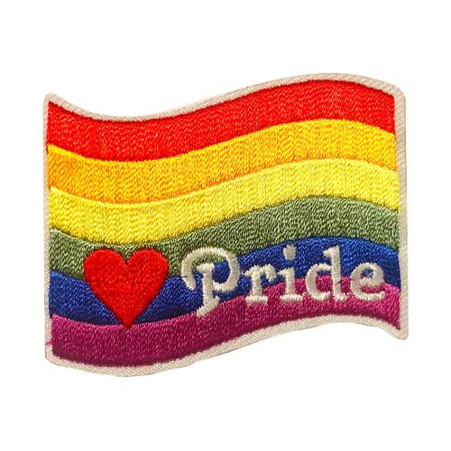 NYPENN Pathways Pride Rainbow Flag