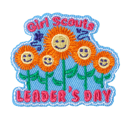 2017 Leader's Day Patch