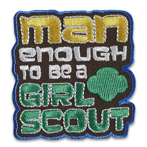 Man Enough to be a Girl Scout