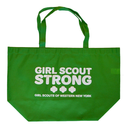 Western New York Girl Scout Strong