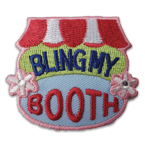 Western New York Bling My Booth Patch
