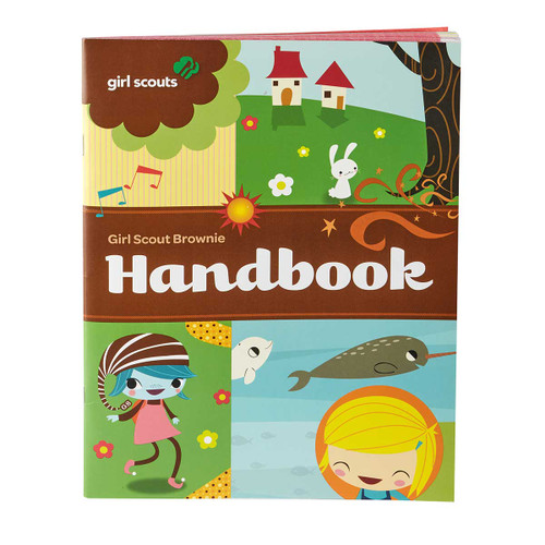 Girl Scout Brownie Handbook